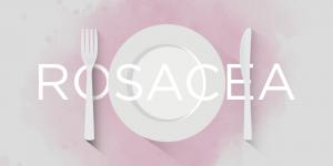 Rosacea voeding