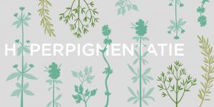 Plantjes hyperpigmentatie