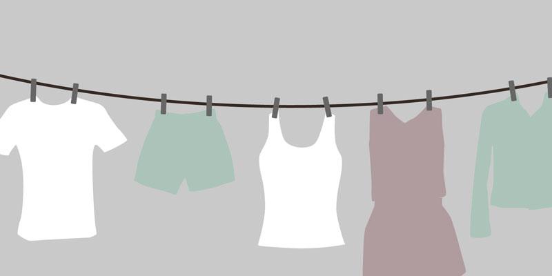 Zonnebrandcrème vlekken kleding